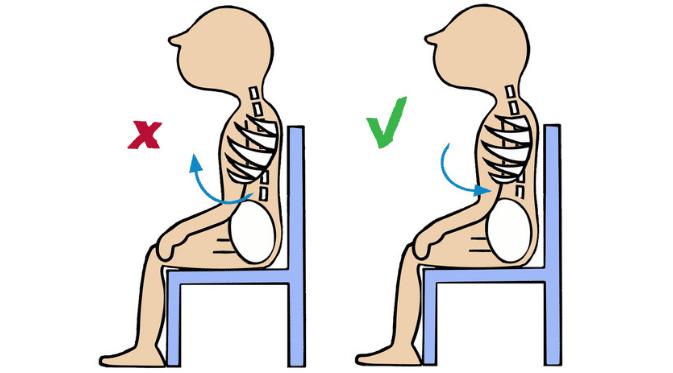 Quelle est la meilleure position assise?